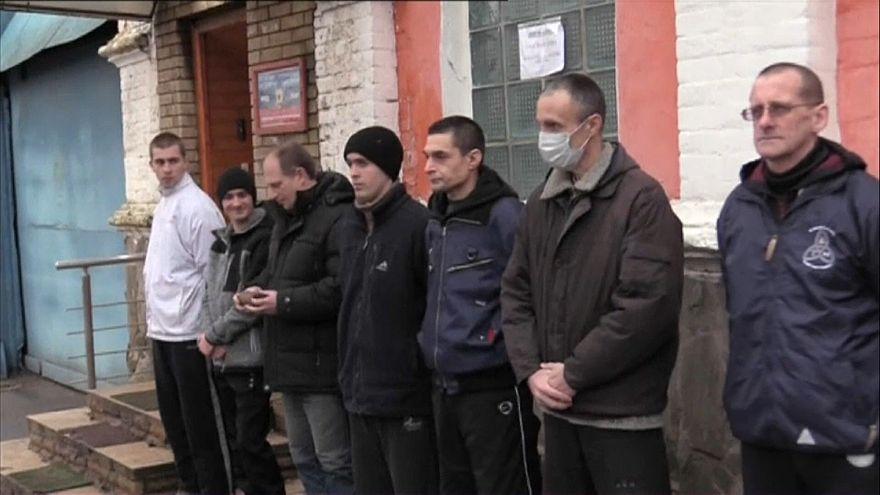 Kiew und pro-russische Rebellen tauschen Gefangene