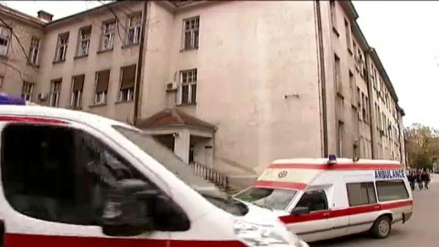 Gyilkolt a kanyaró Szerbiában