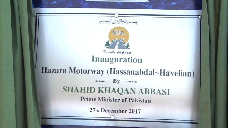Inaugurata una parte dell'autostrada del corridoio economico Cina-Pakistan