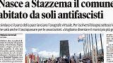 Stazzema: nasce l'Anagrafe antifascista