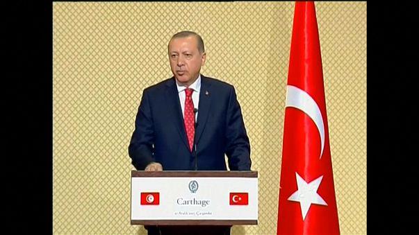 Cumhurbaşkanı Erdoğan'dan Esad'a terörist suçlaması