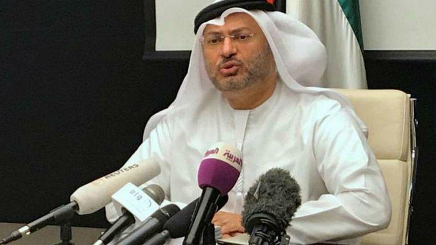 الإمارات: العالم العربي لن تقوده طهران أو أنقرة