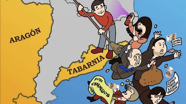 Unabhängigkeit von der Unabhängigkeit - eine neue Bewegung in Katalonien