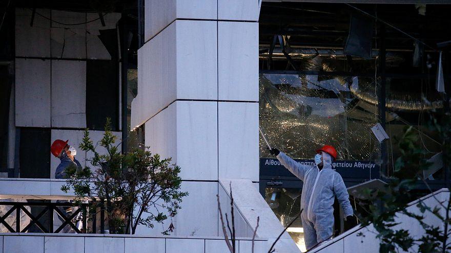 Ανάληψη ευθύνης για τη βόμβα στο Εφετείο Αθηνών