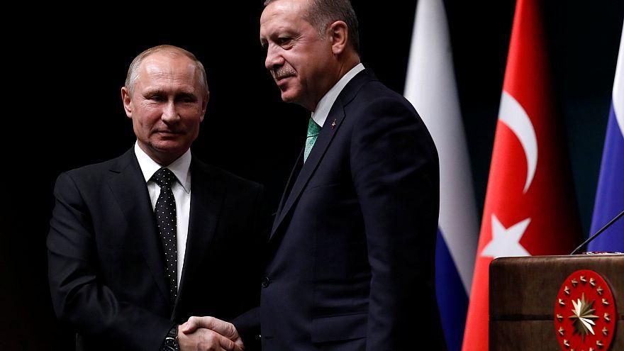Τουρκία: Αγορά τεσσάρων πυράυλων S-400 από τη Ρωσία