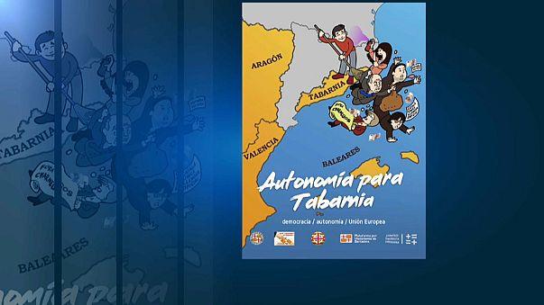"""""""Tabarnia"""", a futura comunidade autónoma de Espanha?"""