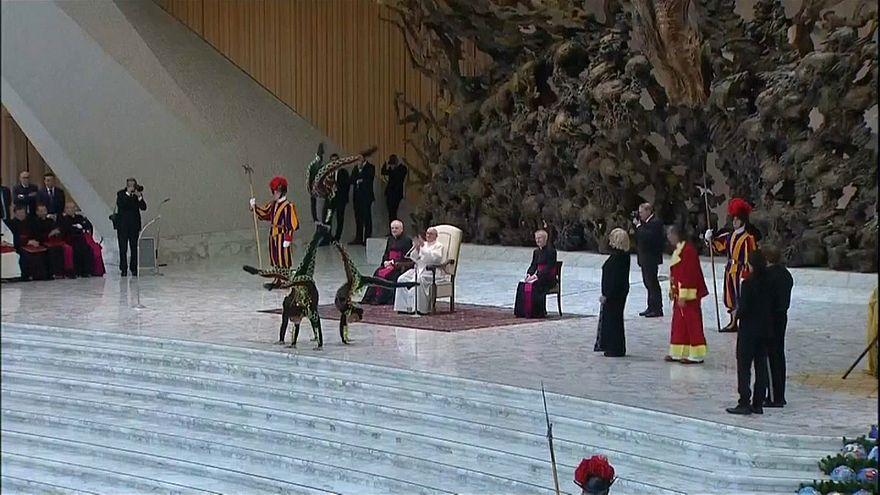O Circo foi ao Vaticano