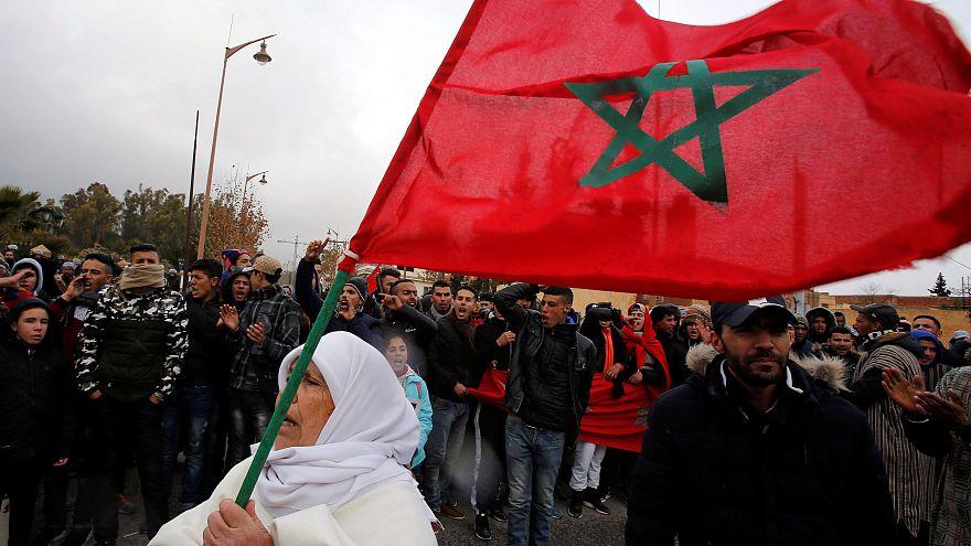 مظاهرات في جرادة المغربية لليوم الثالث على التوالي