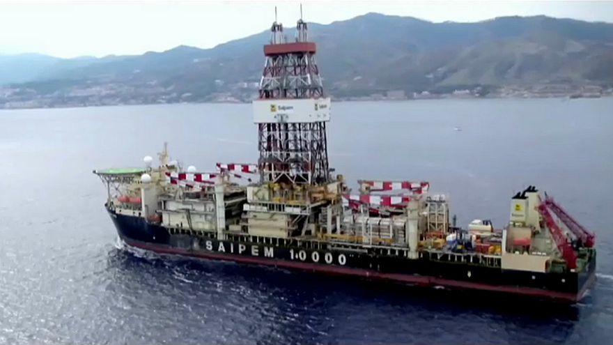 Chipre avança com operações de prospeção de gás natural