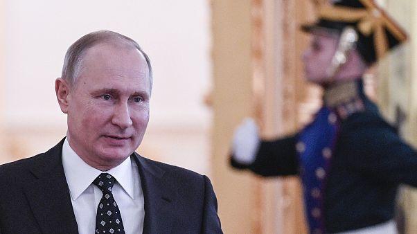 Ετοιμος για τις προεδρικές κάλπες ο Πούτιν