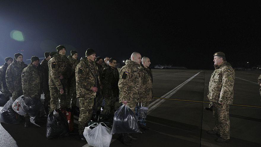 Ucraina, scambio di prigionieri con i separatisti