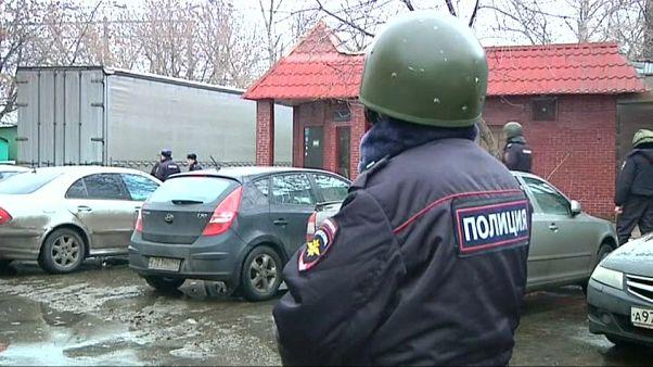 "Стрелок с фабрики ""Меньшевик"" задержан"