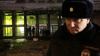 رئیس جمهوری روسیه انفجار سن پترزبورگ را «حمله تروریستی» خواند