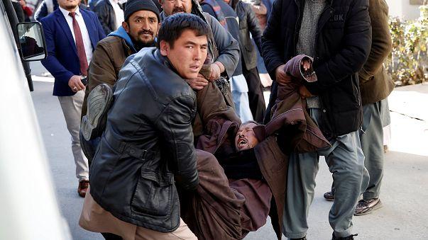 Afghanistan: kamikaze Isis contro agenzia di stampa, 40 morti