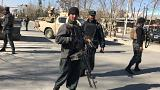 ISIL claim responsibility for bomb attack that killed dozens at Kabul cultural centre