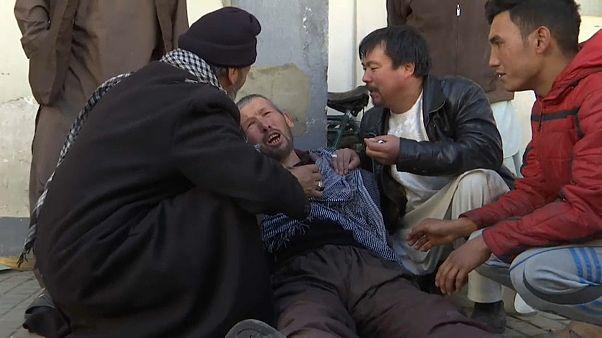 Взрывы в Кабуле: десятки погибших