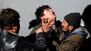 انفجار در یک مرکز فرهنگی در کابل دستکم ۴۰ کشته برجای گذاشت