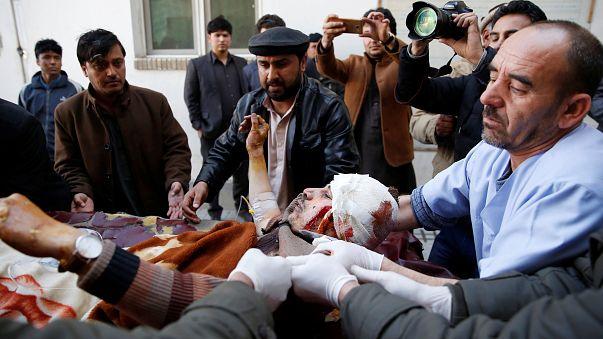 Αφγανιστάν: Δεκάδες νεκροί και τραυματίες από έκρηξη στην Καμπούλ