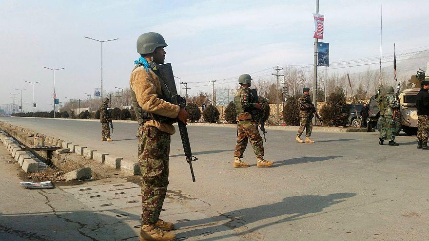 Afganistan'da haber ajansına bombalı saldırı