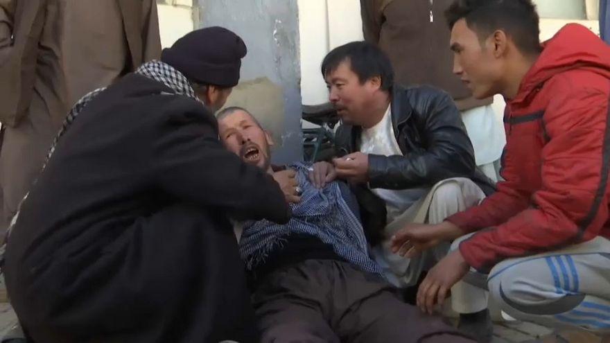 El grupo Estado Islámico reivindica el atentado que ha provocado 40 muertos en Kabul