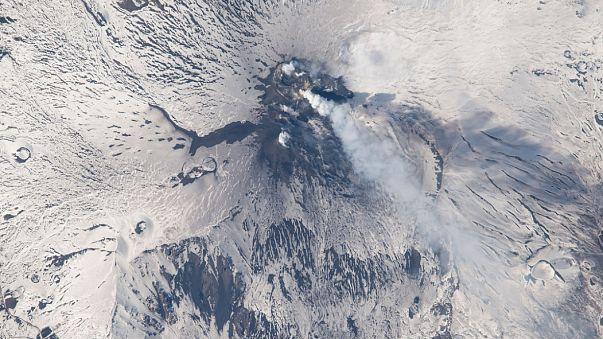 NASA yılın en iyi 17 fotoğrafını seçti