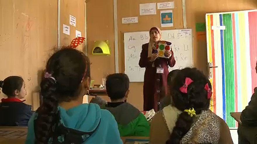 """""""A szíriai diákok szembenéztek a háborúval"""""""