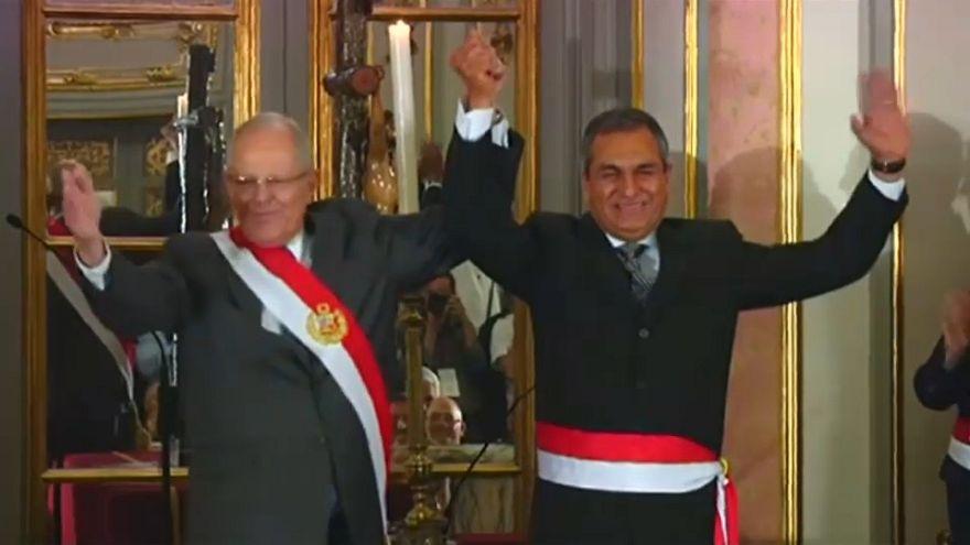 Crisis en Perú por el indulto a Fujimori