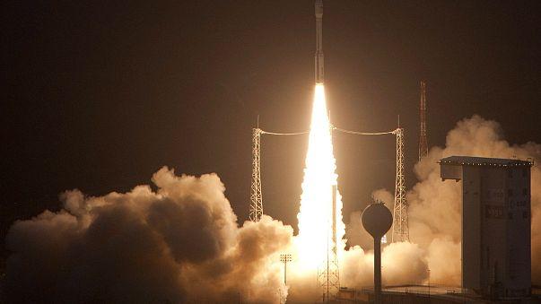 Az ESA első hordozórakétája útjára indul az első magyar MaSat-1 műholddal