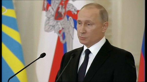 """Putin: """"A San Pietroburgo si è trattato di un attentato"""""""