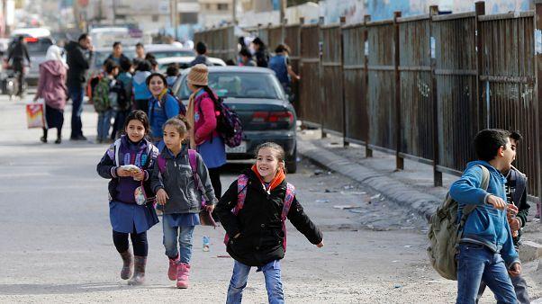 Ιορδανία: Η «μάχη» της εκπαίδευσης των προσφυγόπουλων