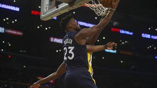 NBA: Jimmy Butler superstar