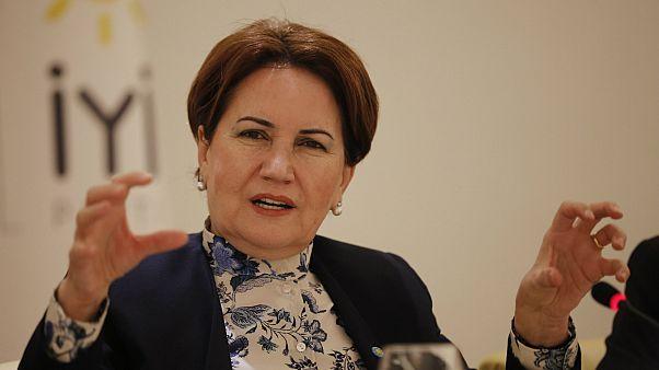 Meral Akşener: CHP'nin adayını destekleyebiliriz