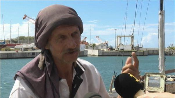 Polonyalı denizci 7 ay sonra kurtarıldı