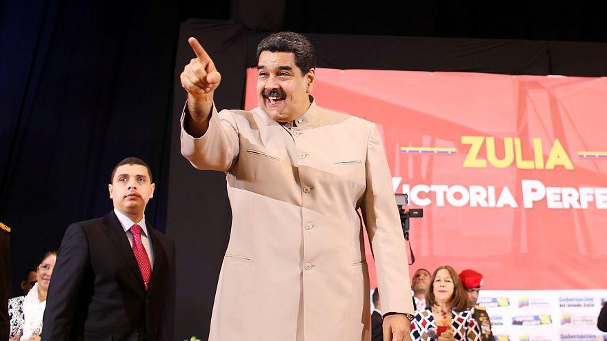 """Maduro: """"il Portogallo ruba il tacchino ai venezuelani"""""""