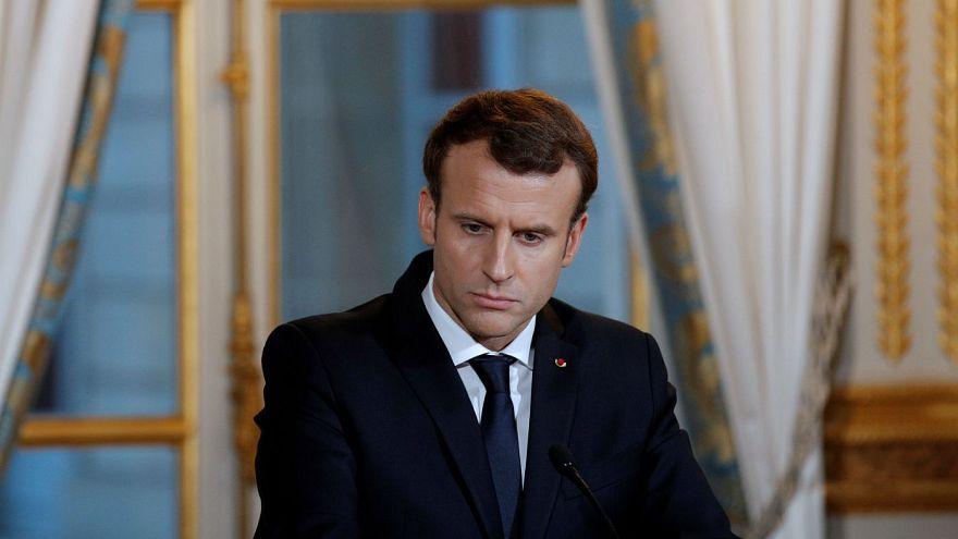 رییس جمهوری فرانسه خواهان پایان محاصره یمن شد