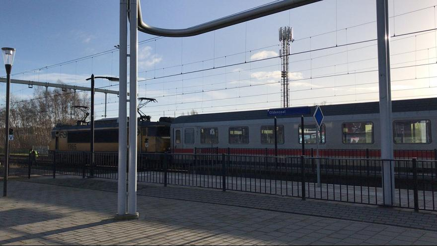 All clear given after Dutch train evacuation scare