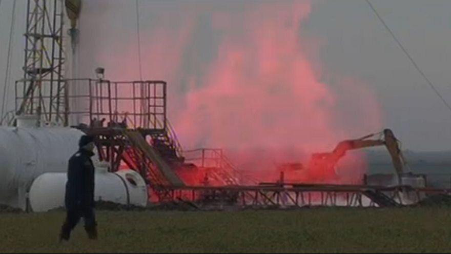 Hetekig, sőt hónapokig tarthat a romániai gázkitörés oltása