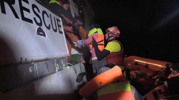 Über 130 Flüchtlinge aus dem Mittelmeer gerettet