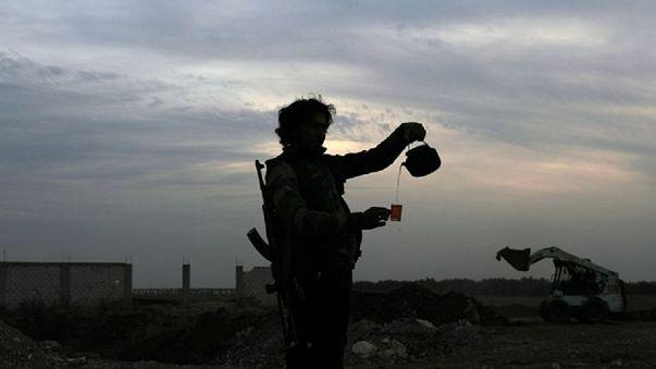 Siria: arrestato jihadista francese