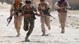 Huit Français capturés en Syrie