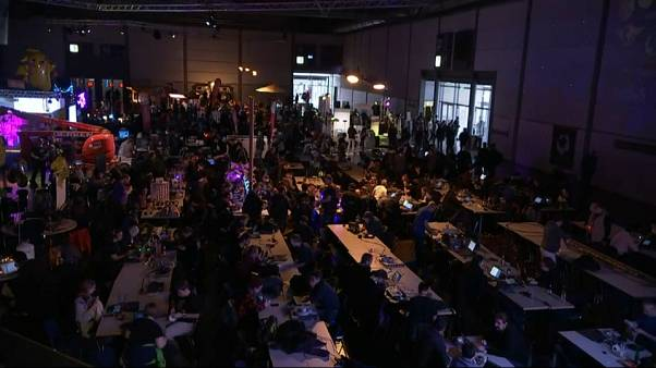 Miles de hackers se reúnen en Alemania