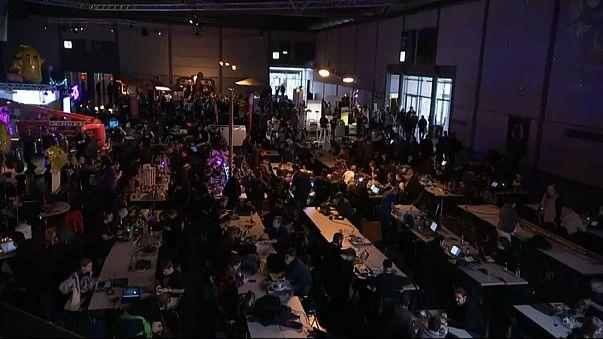 Всемирный конгресс хакеров в Лейпциге