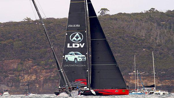 LDV Comanche vence Sydney-Hobart na secretaria
