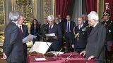 Eleições em Itália marcadas para 4 de março