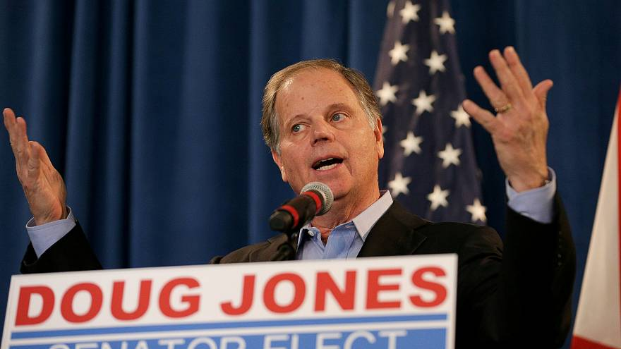 Alabama certifies Doug Jones' Senate win