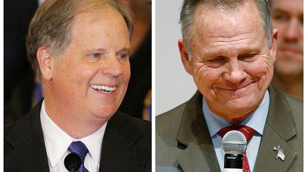 Beschwerde in letzter Minute: Moore spricht von Wahlbetrug in Alabama