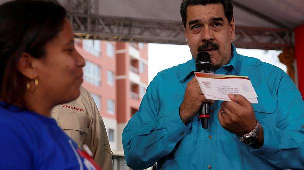 Los venezolanos se quedan sin jamón navideño