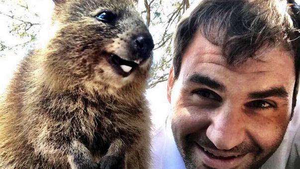 Tennis: Federer atterra in Australia