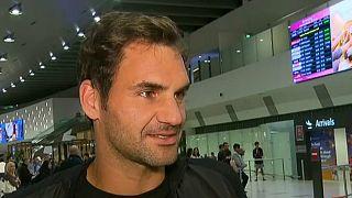 Federer já está na Austrália para repetir receita de sucesso