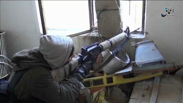 Une ONG britannique révèle la provenance des armes de l'EI